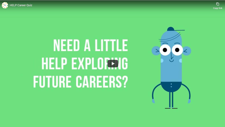 HELP Career Quiz