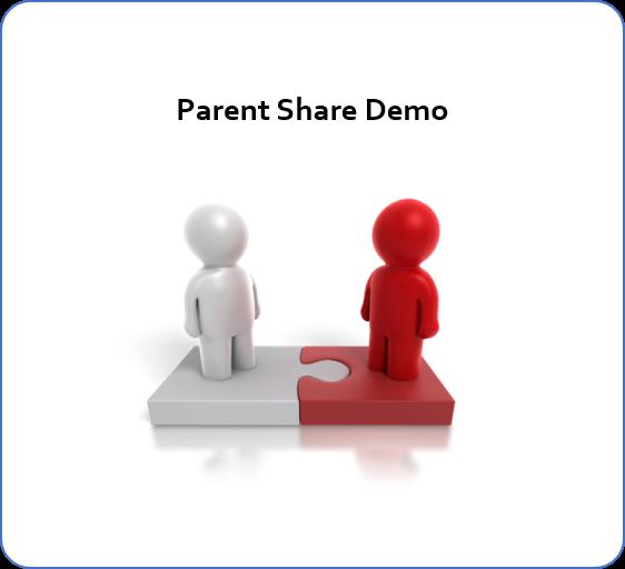 SACU Parent Share Demo Report